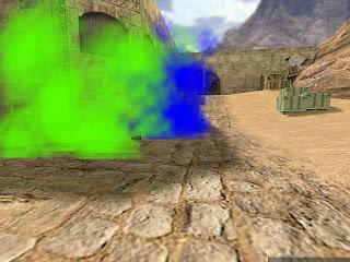 Cs 1.6 Renkli Smoke (duman bombası)