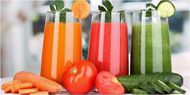 Kesehatan : Tips Detox Dan Diet Sehat Dengan Jus