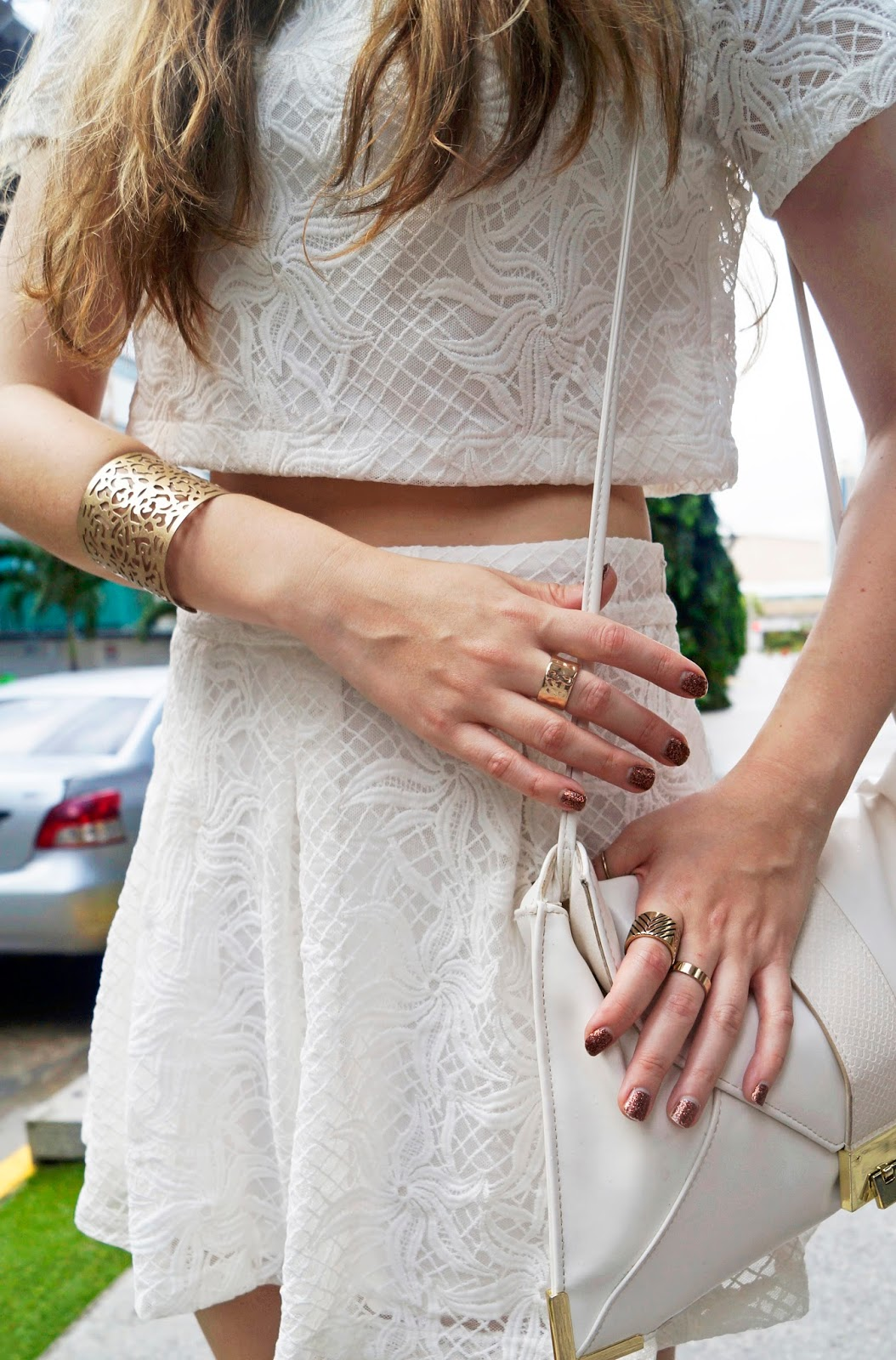Gold Accessories for Summer