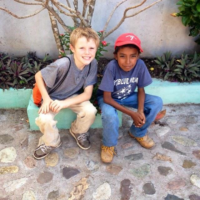 Jackson Duggar Central America