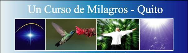 Un Curso de Milagros Quito