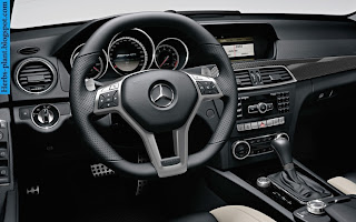 Mercedes c63 amg dashboard - صور تابلوه مرسيدس c63 amg