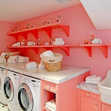 ma maison au naturel comment am nager une buanderie. Black Bedroom Furniture Sets. Home Design Ideas