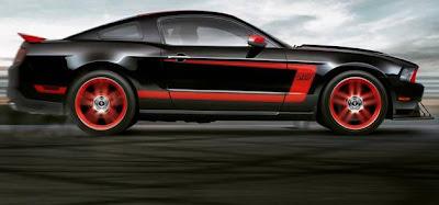 2012 Ford Mustang Boss 302 Wallpaper