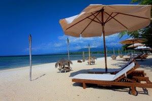 FOTO Pantai Sire (Sire Beach) Tempat Objek Wisata Pulau Lombok