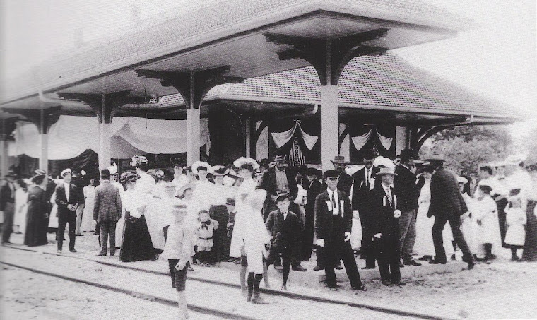 Gala Celebration of Train 1907