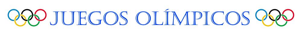 JUEGOS OLÍMPICOS | DEPORTES OLÍMPICOS