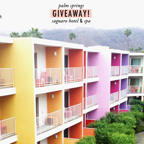 The House That Lars Built Giveaway Saguaro Hotel In