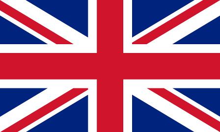 Bendera inggris berbeda dengan bendera timnasnya