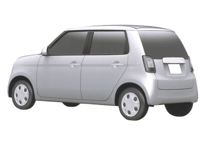 Retro Honda City Car,Honda N Concept,Honda N600,kei car