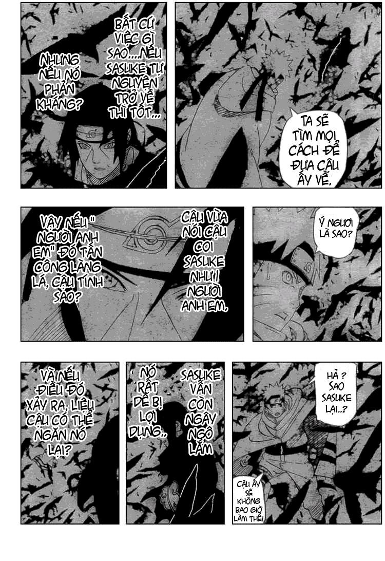 Naruto chap 403 Trang 4 - Mangak.info