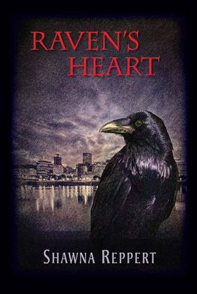 Raven's Heart--book 3 of the Ravensblood series