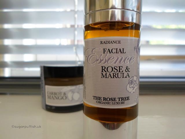 Gorgeously Green Gathering The Rose Tree Facial Essence Rose & Marula Review