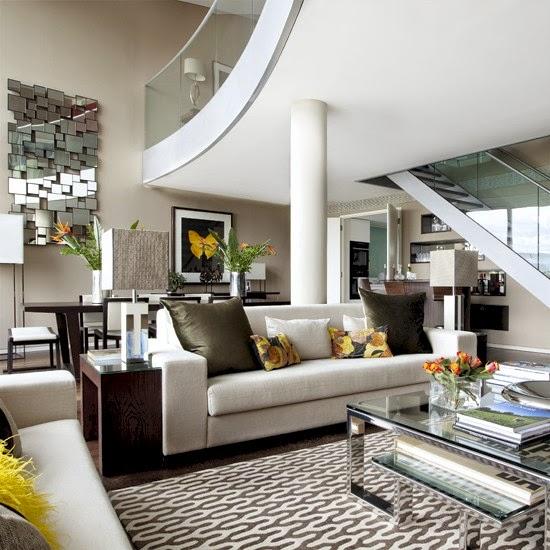 living room photos magazine