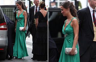 kate middleton's sister dress