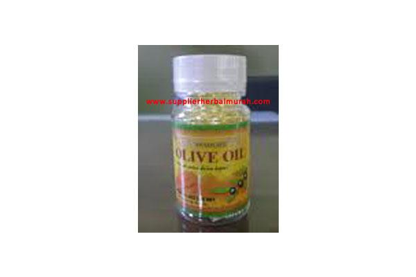Olive Oil (Minyak Zaitun Kapsul)