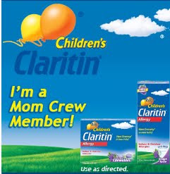Claritin Moms Crew