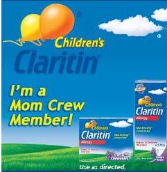 Claritin Moms Crew