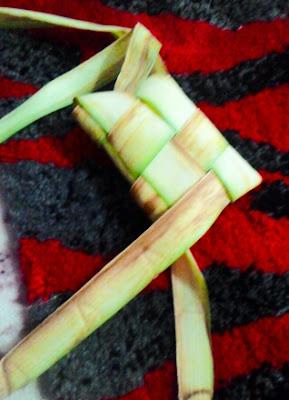 jenis-jenis ketupat, ketupat bantal