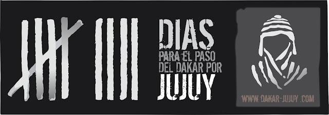 Dakar en Jujuy