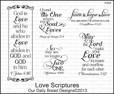 "ODBD ""Love Scriptures"""