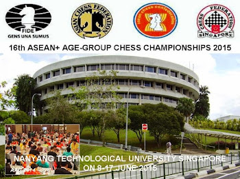 ASEAN+ AGE GROUP CHESS CHAMPIONSHIPS 2015