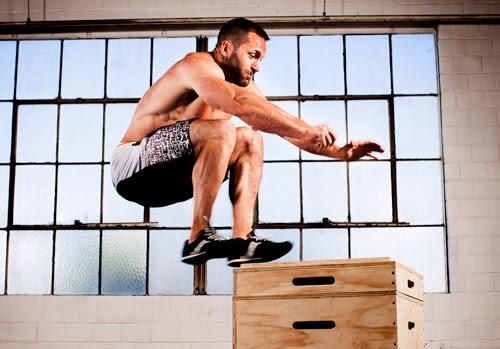 Развитие прыгучести