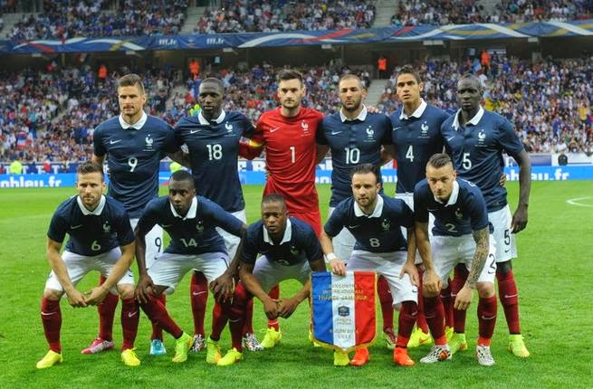 ملخص وأهداف مباراة فرنسا وجامايكا 8-0 الودية اليوم الاثنين
