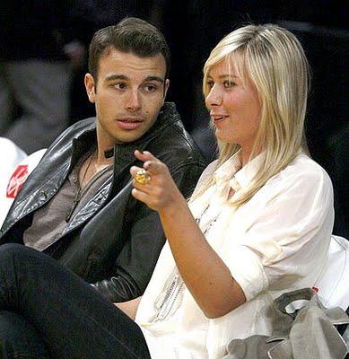 Novak Maria Sharapova Djokovic Dating