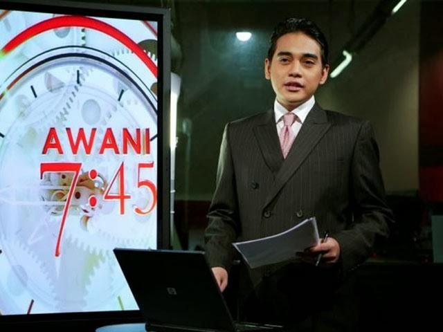 Takziah Buat Ashwad Ismail Yang Kehilangan Bapanya!