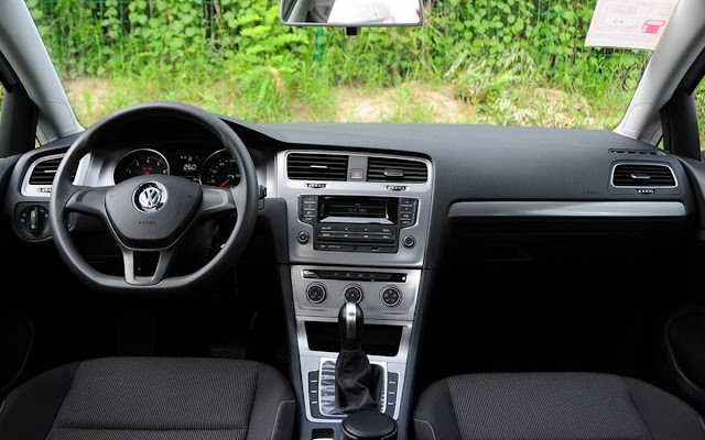 VW Golf 1.6 MSI Total Flex 2016