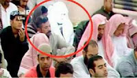 Video Malaikat Sedang Mendengarkan Ceramah di Masjid Nabawi