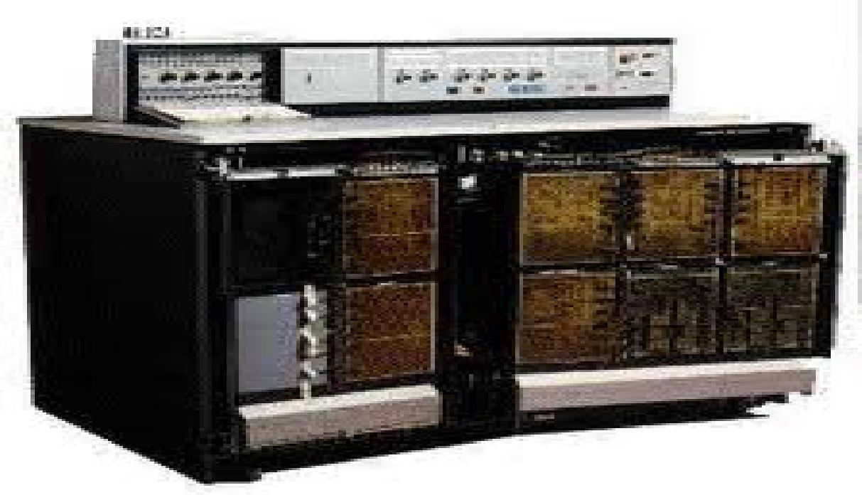 computadoras de la tercera generacion: