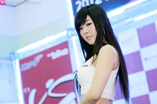 3 Hwang Mi Hee - SPOEX 2012-very cute asian girl-girlcute4u.blogspot.com