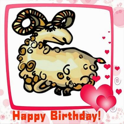 birthday cards zodiac signs