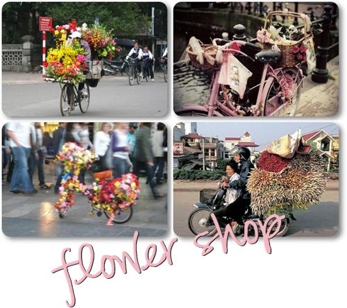 blommor cykel, blomstrandecykel, blomsterbutik som flytta, blomsteraffär som flyttar