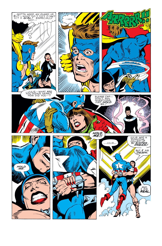 Captain America (1968) Issue #295 #223 - English 16