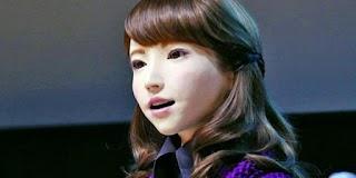 Erica, Robot Android Yang Mirip Manusia