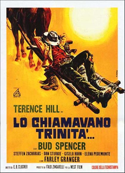 Lo Chiamavano Trinità (1970)