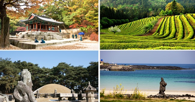 10 Tempat Wisata Di Korea Selatan  Peach Rainbow