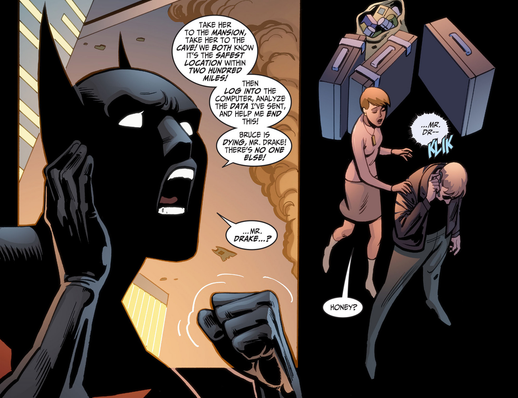 Batman Beyond (2012) Issue #13 #13 - English 18