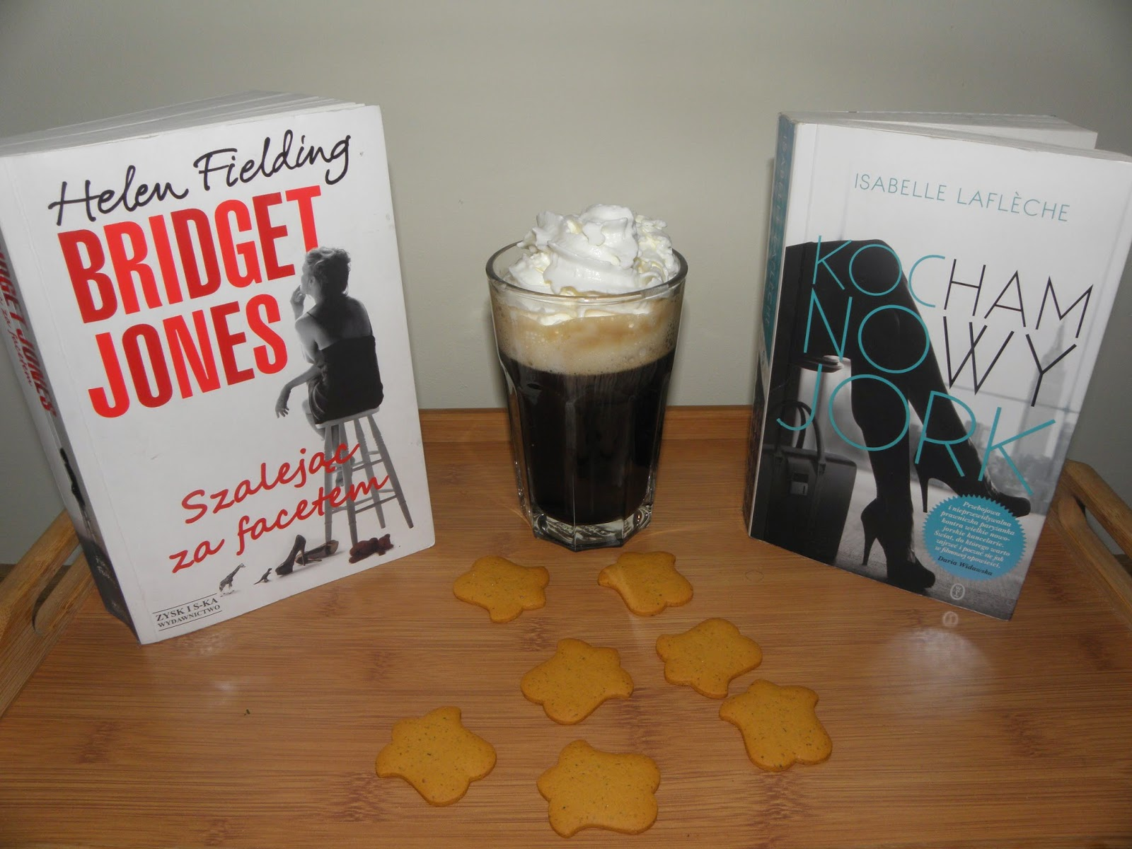 "Czytamy! Isabelle Lafleche ""Kocham Nowy Jork"" i Helen Fielding ""Bridget Jones - szalejąc za facetem"""