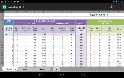 Google Drive Nexus 7