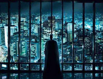 gotham city dark knight 10 Fakta tentang Batman