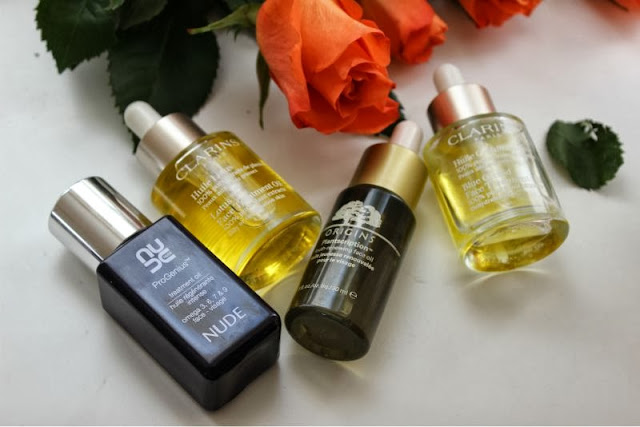 Facial Oils for Oily Skin