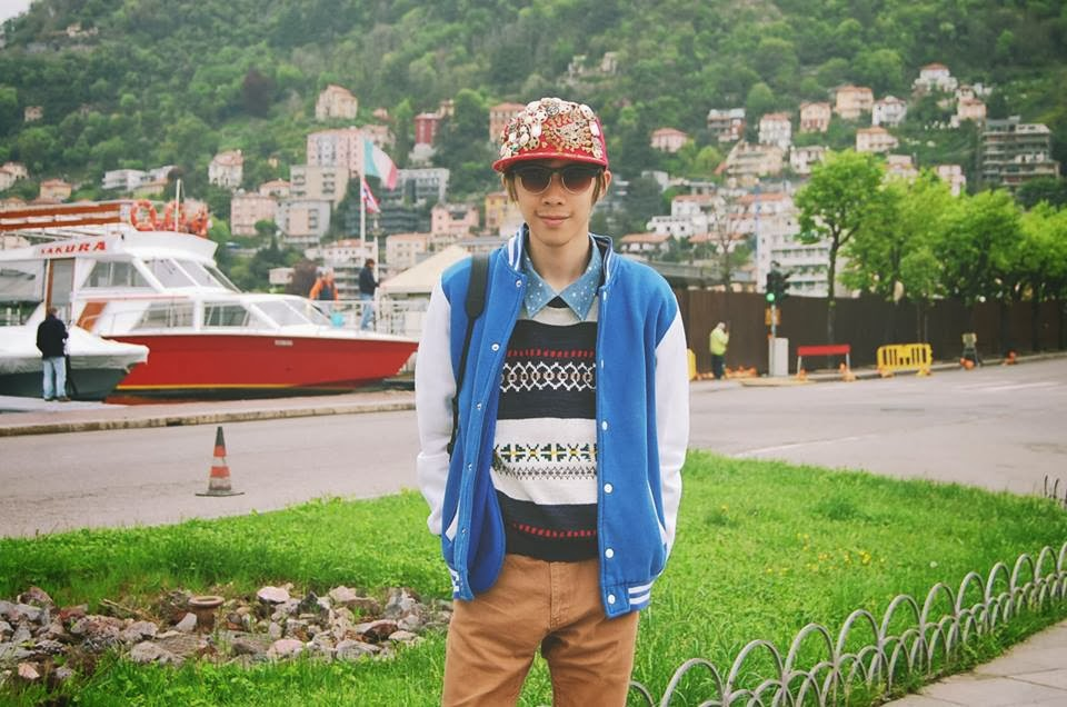 Aivan Magno: Lago di Como