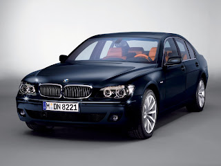BMW 730d Wallpapers