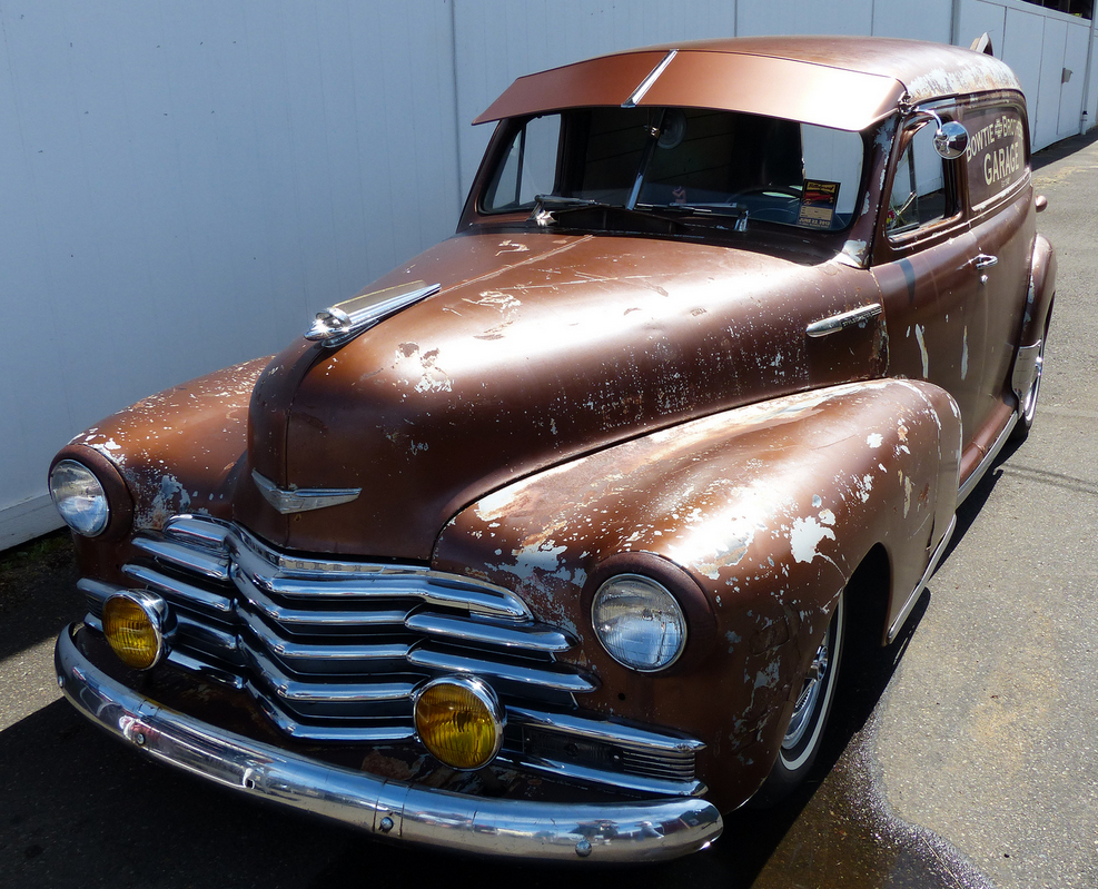 Nostalgia On Wheels 1947 1948 Chevy Sedan Deliveries 1949 Delivery