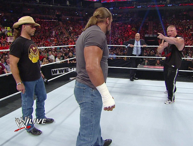 WWE Monday Night Raw 6/8/2012