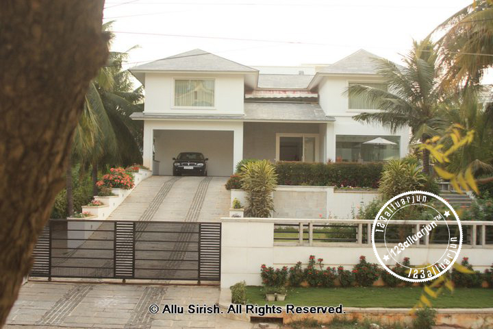 Home Pics Amusing With Allu Arjun House Picture